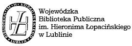 Logo WBP im. Hieronima Łopacińskiego w Lublinie