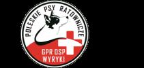 Logo Poleskie Psy Ratownicze OSP WYRYKI