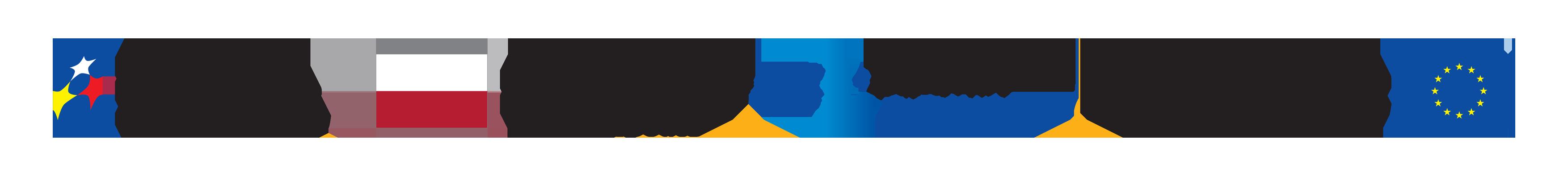 """Grafika przedstawia logotyp """"Fundusze Europejskie"""", """"Flaga Rzeczypospolitej Polskiej"""", """"Lubelskie Smakuj życie"""" oraz """"Unia Europejska Europejski Fundusz Społeczny"""""""